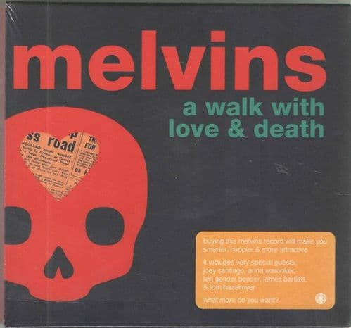 Melvins<br>A Walk With Love & Death<br>2CD